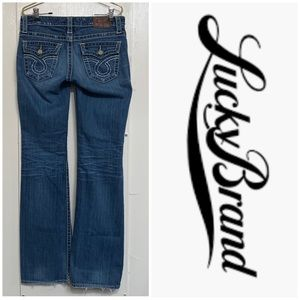 Lucky brand jeans size 28 L